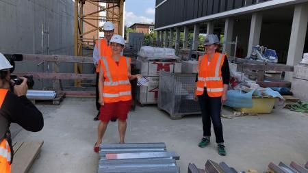 Impulse für die Klimaforschung: Neubau Geowissenschaften an der Uni Kiel