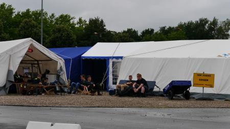 Europas größtes Jugendlager in Neumünster