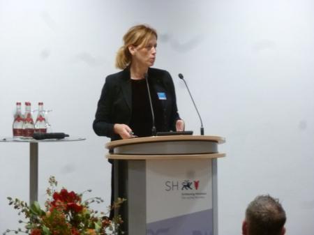 Ministerin Karin Prien
