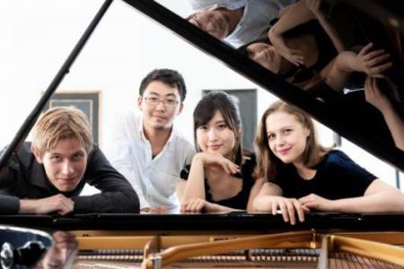 Raritäten der Klaviermusik, Stipendiaten 2018