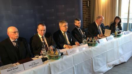 Innenministerkonferenz der Nord-Länder in Schwerin