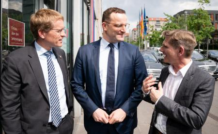 Auswärtige Kabinettssitzung in Berlin