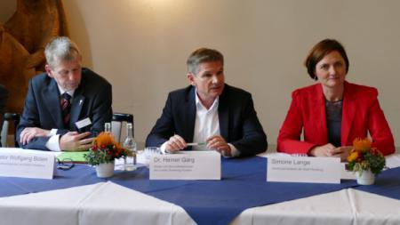 Malteser und Diako bauen gemeinsam ein neues Zentralkrankenhaus in Flensburg