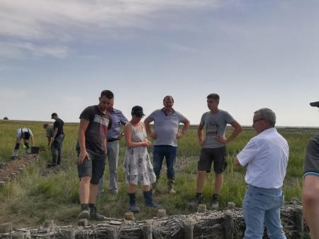 Ausbildungsinitiative im Landesbetrieb Küstenschutz, Nationalpark und Meeresschutz Schleswig-Holstein
