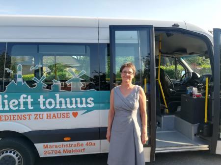 Unterstützung für den öffentlichen Personennahverkehr