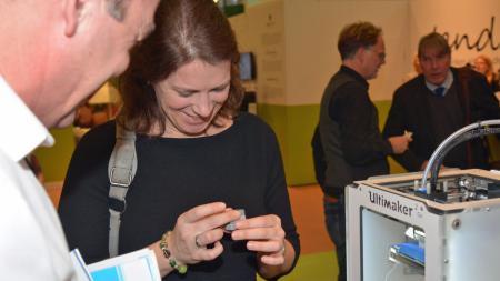 Kristina Herbst, Staatssekretärin im Ministerium für Inneres, ländliche Räume und Integration des Landes Schleswig-Holstein