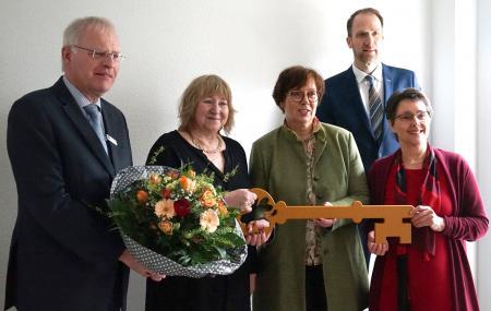 Neues Frauenhaus in Eutin
