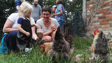 Erfolgreiches Spendenplattformprojekt in Fargau-Pratjau