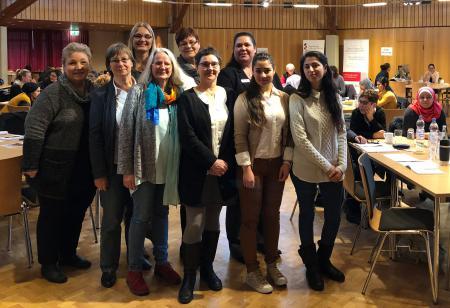 Stellvertretende Ministerpräsidentin Monika Heinold eröffnet Begegnungsvormittag für geflüchtete Frauen und Migrantinnen