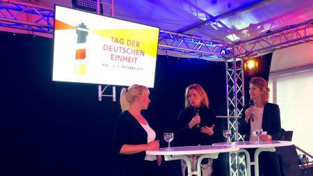 DDR-Gesprächsrunde mit Karin Prien
