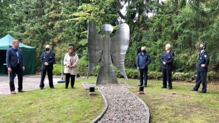 von links: Ralph Garschke, Henning Nebbe, Sabine Sütterlin-Waack, Volker Struve, Jens Borchardt